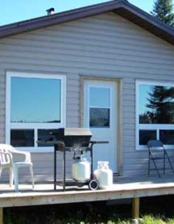 Air Cochrane Outpost on Audrey Lake