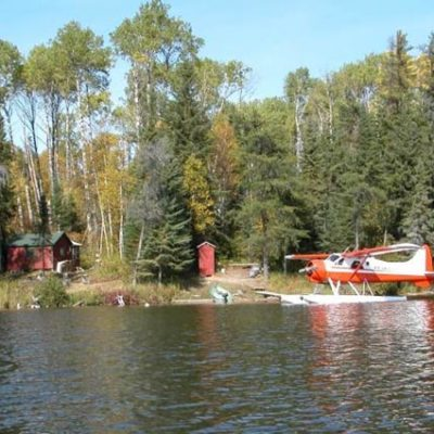 Air-Dale Fishing & Hunting Outpost on Crescent Lake