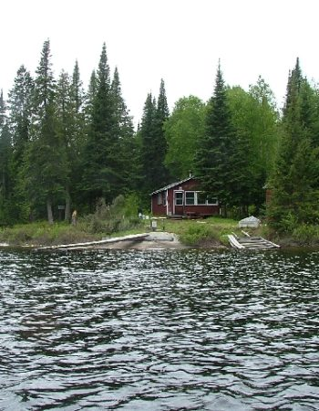Air-Dale Fishing & Hunting Outpost on Dave Lake