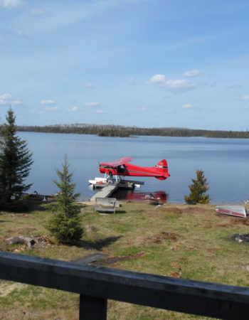Mattice Lake Outfitters Outpost on Hurst Lake