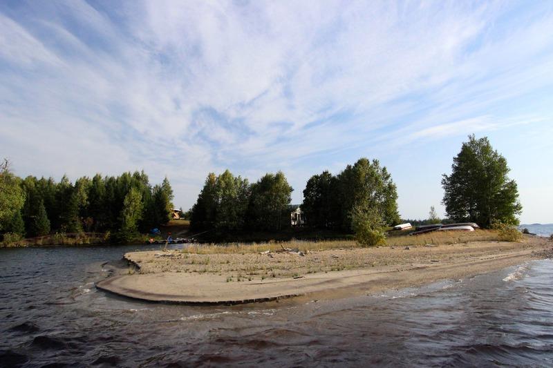 Mattice Lake Outfitters Outpost on Mojikit Lake