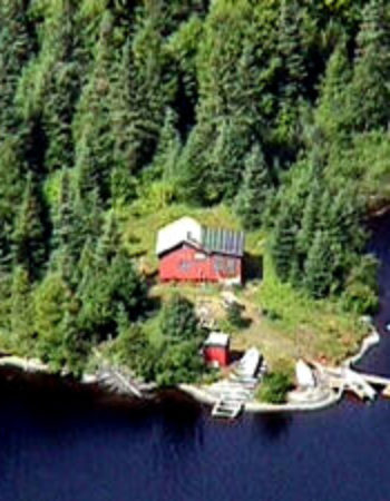 Air-Dale Hunting & Fishing Outpost on Mank Lake