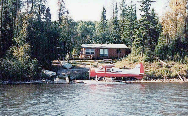 Air-Dale Fishing & Hunting Outpost on Nameigos Lake