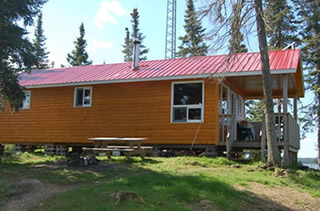 Mattice Lake Outfitters Outpost on Pringle Lake