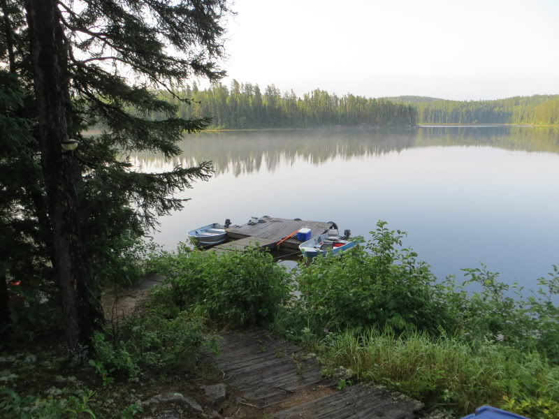 Air-Dale Hunting & Fishing Outpost on Ribes Lake