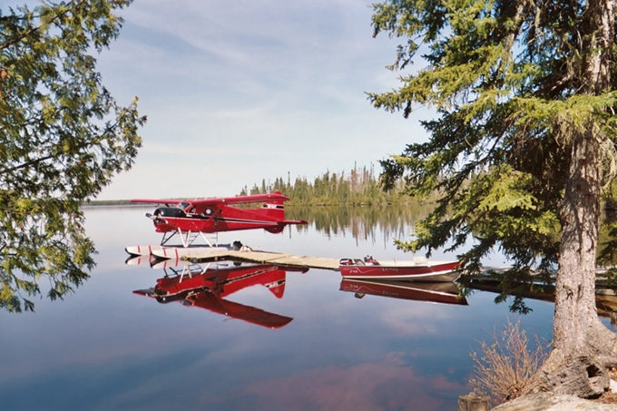 Thunderhook Fly-Ins Weese Lake Outpost