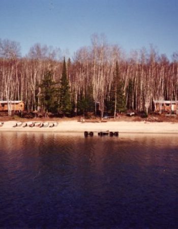 Mattice Lake Outfitters Outpost on Whiteclay Lake