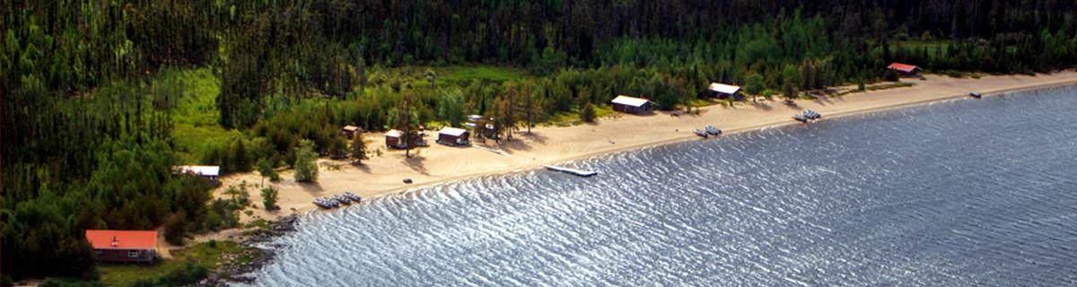 Thunderhook Fly-Ins Whitewater Lake Fishing Retreat