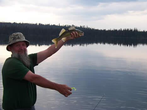 Thunderhook Fly-Ins Pringle Lake Outpost