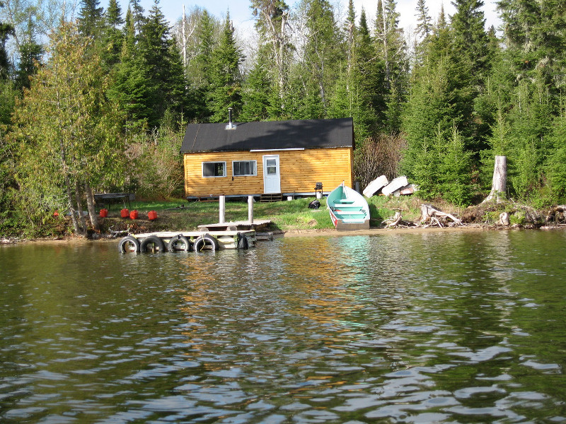 Buck Lake Wilderness Outpost on Bayfield Lake
