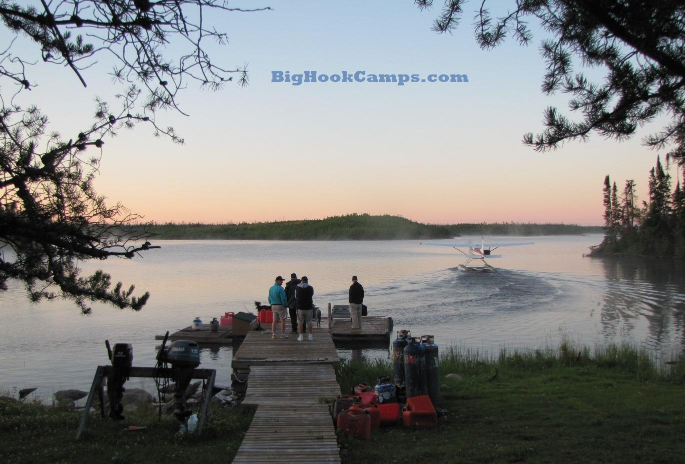 Big Hook Wilderness Camps