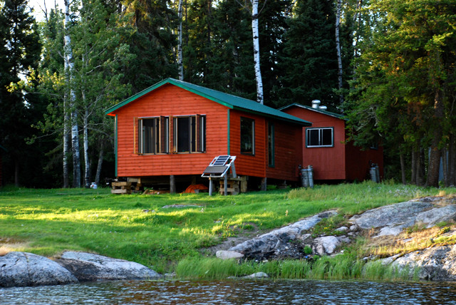 Showalter's Fly-In Outpost on Cochrane Lake