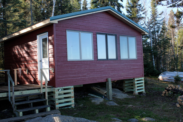 Showalter's Fly-In Outpost on Crooked Lake