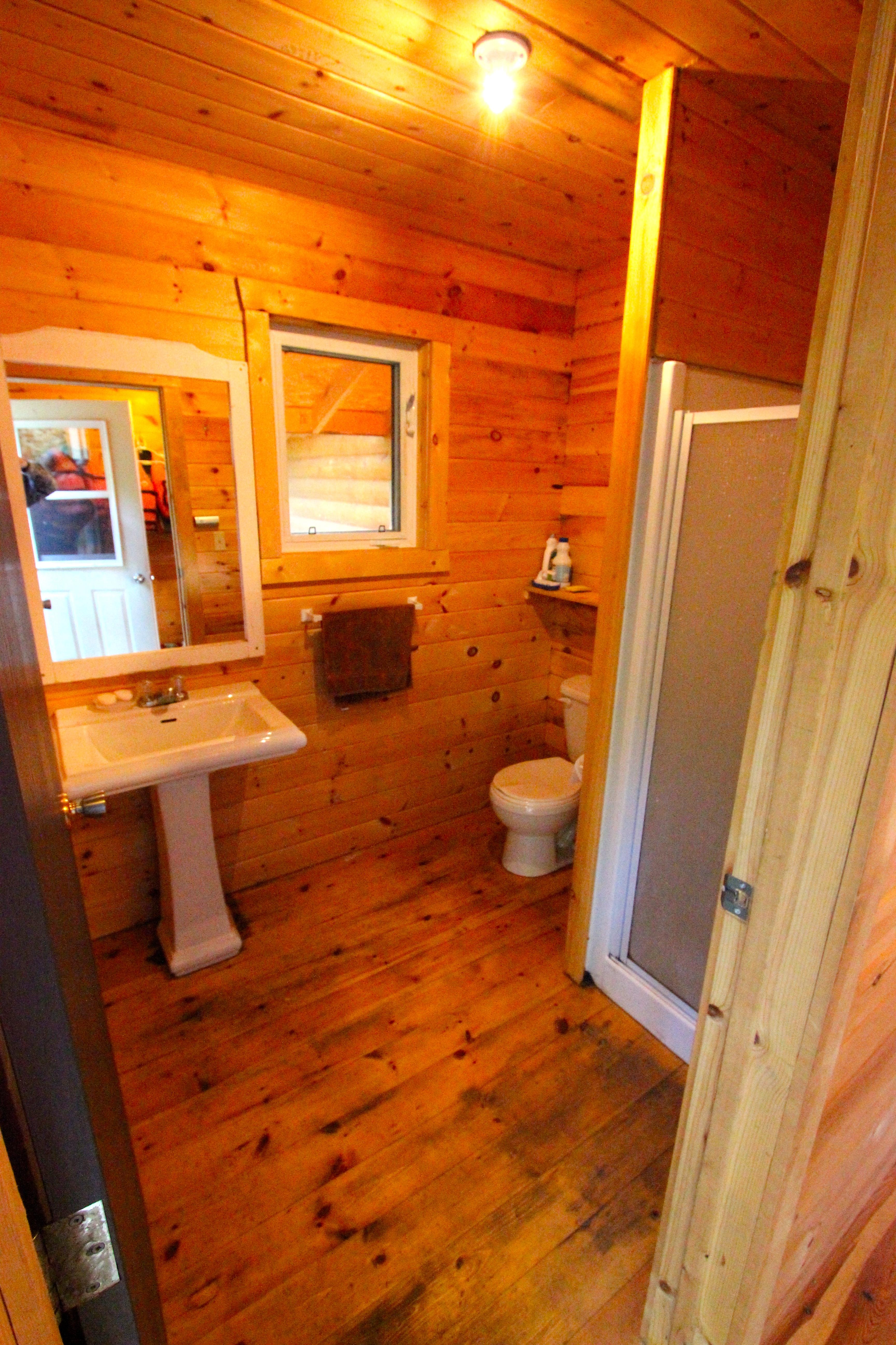 Slate Falls Eagle Island West Outpost on Lake St.Joseph