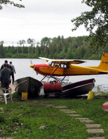 Air Cochrane Outpost on Floodwood Lake