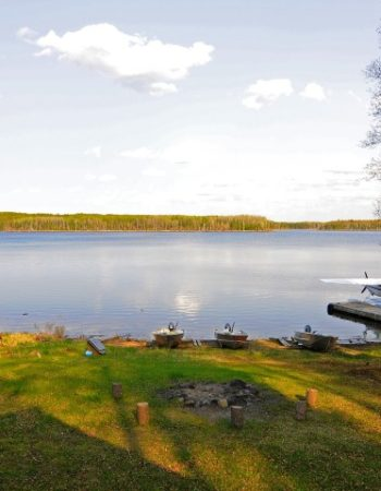 Nestor Falls Fly-In Outpost on Keeper Lake