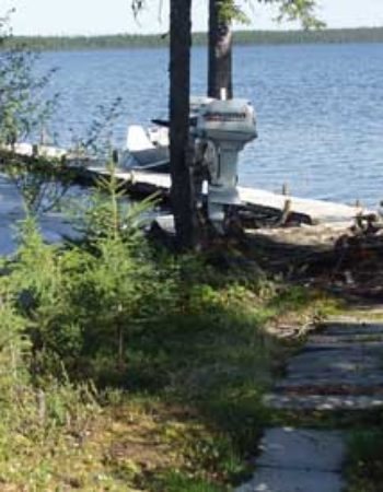 Air Cochrane Outpost on Little Detour Lake