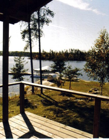 Nestor Falls Fly-In Outpost on Lount Lake