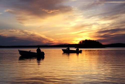 Nestor Falls Fly-In Outpost on Malaher Lake