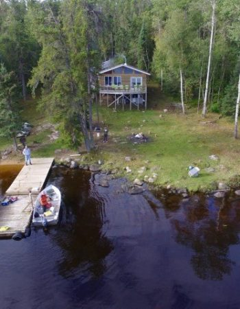 Nestor Falls Fly-In Outpost on Onepine Lake