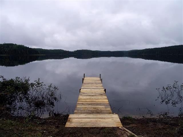 Air Cochrane Outpost on Rainey Lake