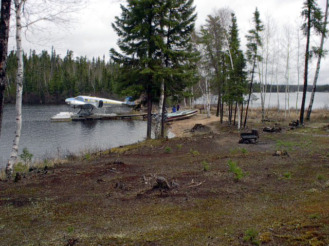 Showalter's Fly-In Sand Point Outpost on Deer Lake