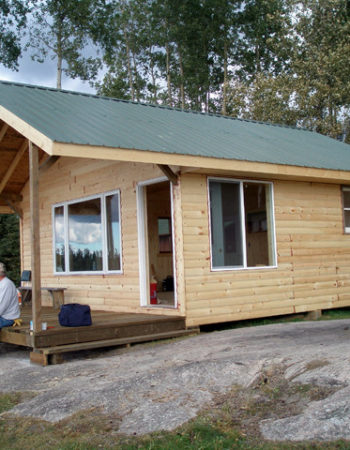 Showalter's Fly-In Outpost on Severn Lake