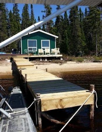 Air Cochrane Outpost on Tomorrow Lake