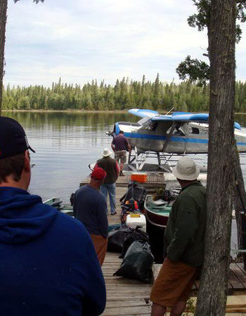 Buck Lake Wilderness Lodges & Outposts