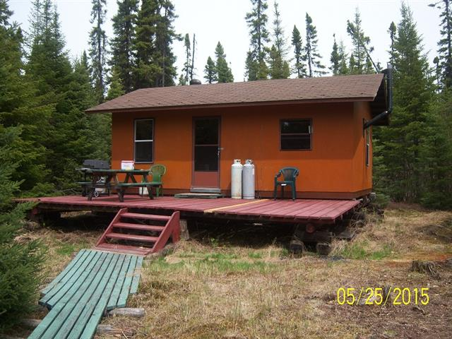 Air Cochrane Outpost on Witigo Lake