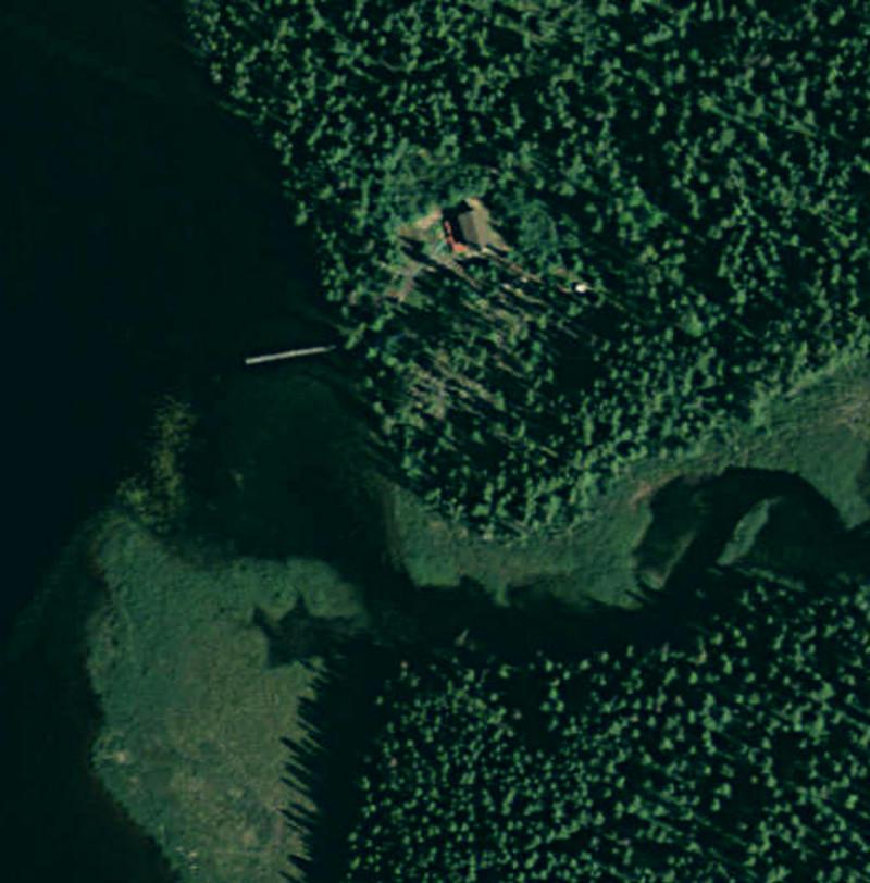 Air Cochrane Outpost on Witigo Lake