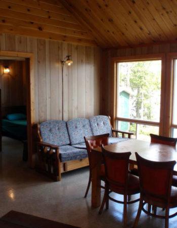 Air Ivanhoe Outpost on Beattie Lake