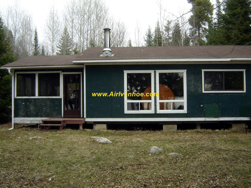 Air Ivanhoe North Outpost on Bonar Lake
