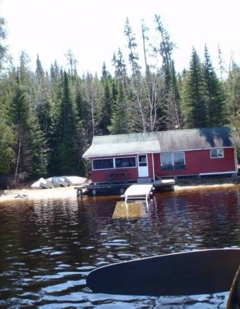 Air Ivanhoe South Outpost on Bonar Lake