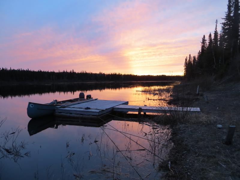 Hearst Air Canada Outpost on the Attawapiskat River