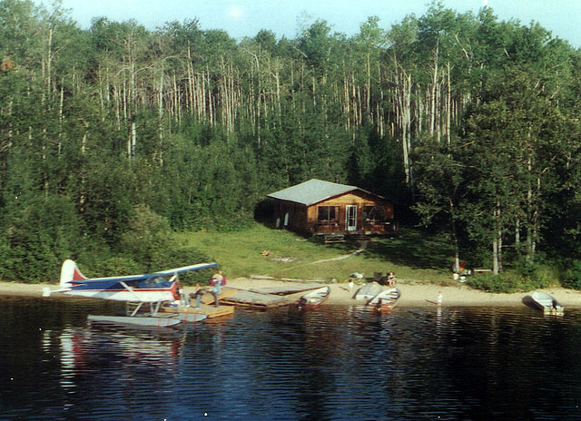 Hearst Air Outpost on Hillmer Lake