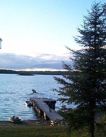 Air Ivanhoe Kingfisher Main Outpost on Kapuskasing Lake
