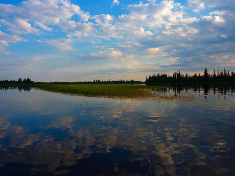 Hearst Air Pym Island Outpost on the Attawapiskat River