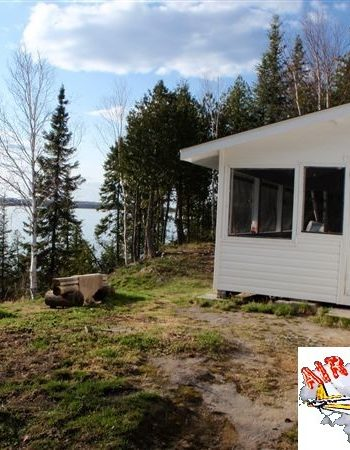 Air Ivanhoe North Outpost on Rice Lake