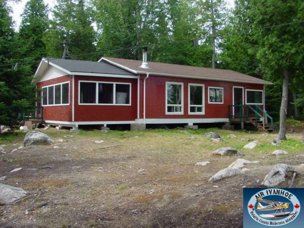Air Ivanhoe South Outpost on Rice Lake