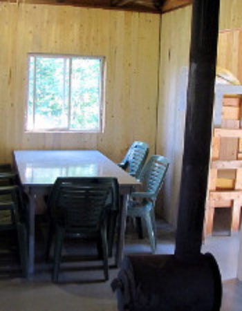 Big Hook Wilderness Camps Outpost on South Lake