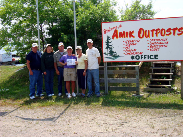 Amik Outposts