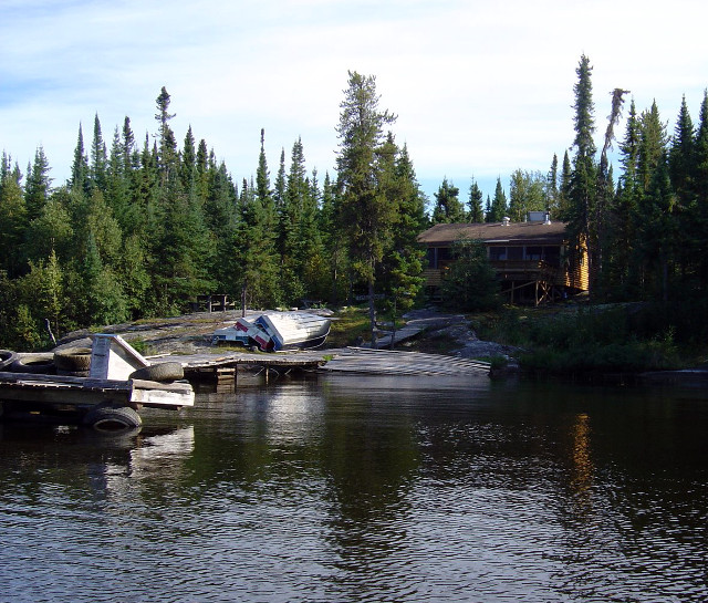 Amik Outposts Cherrington Lake Outpost
