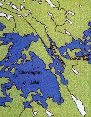 Amik Outposts Cherrington Lake Outpost