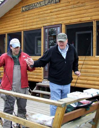 Amik Outposts Cobham Lake Daniel Outpost
