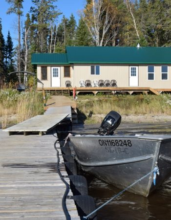 Anderson's Lodge Pickerel Narrows Outpost on Lac Seul