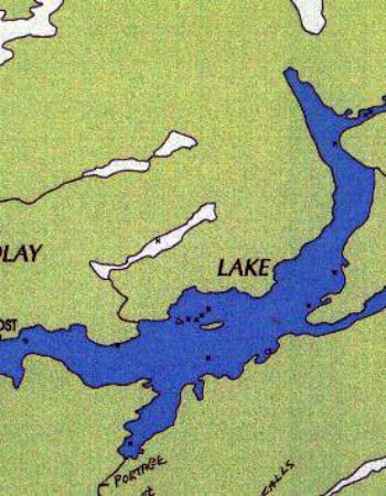 Amik Outposts Findlay Lake Outpost