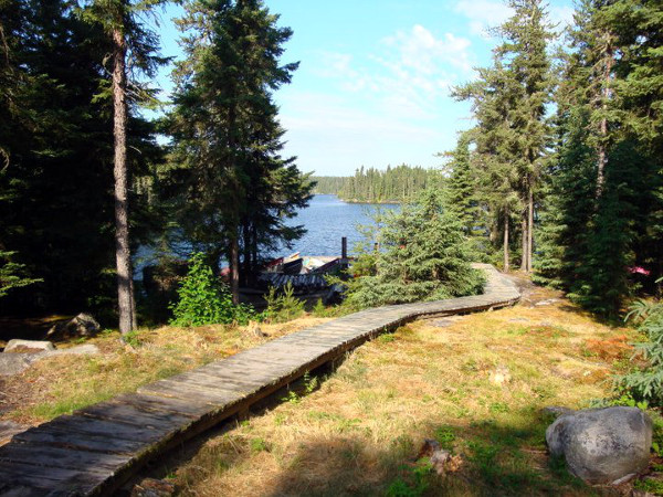 Amik Outposts Jeanette Lake Outposts