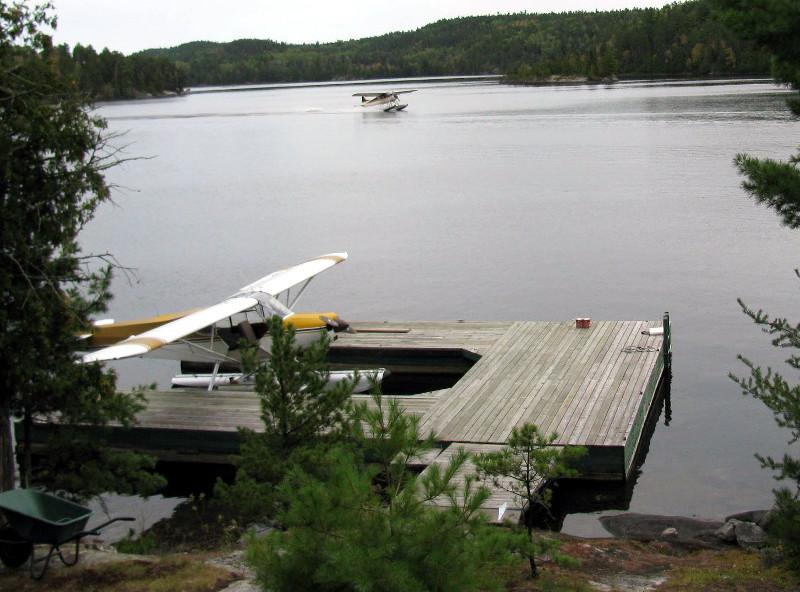 Angler's Retreat Kishkutena Lake Outpost