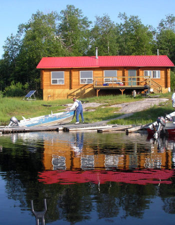 Amik Outposts Loree Lake Outpost